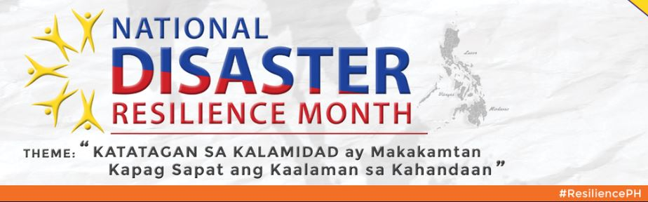 July is National Disaster Consciousness Month